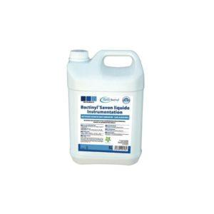 BACTINYL® savon liquide instrumentation nettoyant désinfectant