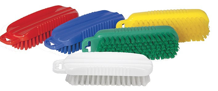 Brosses à ongles multi-usages
